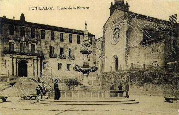 Image result for el roseton de san francisco de pontevedra