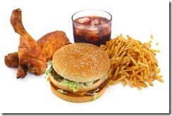 La comida Chatarra es igual de adictiva que muchas drogas.