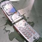 ¿Cómo secar un teléfono Móvil que se ha mojado?