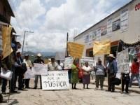 Habitantes de Valle del Río, abandonarán sus hogares
