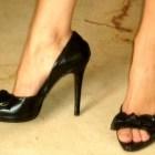 Por tu salud: Si estás embarazada evita los zapatos de tacón.
