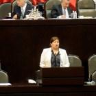 Designan a diputada Mixteca vicepresidenta del Congreso de la unión