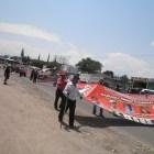 """Llega a Huajuapan marcha caminata """"Por la libertad, la justicia y el desarrollo"""""""