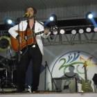 Chetes cautiva a huajuapeños durante Expo Feria
