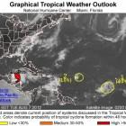 """En alerta azul la Mixteca por huracán """"Ernesto"""""""
