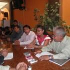 Crean frente para la regularización del transporte en Huajuapan