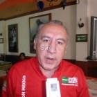 Existe ruptura en el PRI, pero debemos unirnos en el proceso electoral: Díaz Escarraga