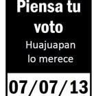 "Pública ""Piensa tu Voto"" prioridades de candidatos"