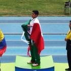 Atleta mixteco gana medalla de Oro en Panamericanos de Colombia