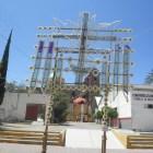 Los arcos de cucharillas una tradición de Cacaloxtepec