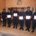Reconoce cabildo a 7 policías
