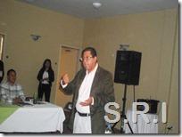 Jorge López Guzmán, coordinador del INEGI en la entidad