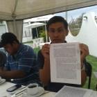 Pide CTM a Sevitra regularizar camiones de volteos en Huajuapan