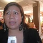 Respalda Juanita Cruz pre candidatura de Estefan Garfias