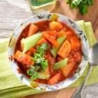 Receta del día; Estofado de verduras de invierno