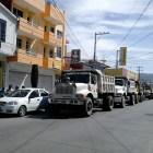 Materialistas toman recaudación de rentas en Huajuapan
