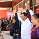 Voy aparecer en la boleta electoral del 5 de junio: Robles Montoya