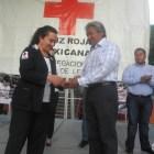 Se inició en Huajuapan la colecta anual de la Cruz Roja Mexicana