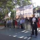 Anuncian aumento salarial y dotan de patrullas a Policía Municipal
