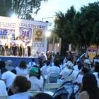 Estamos comprometidos con el desarrollo de Huajuapan, no le fallaremos: Jaime Silva