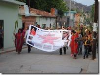 Realizan homenaje por Bety Cariño en Chila de las Flores