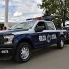 Seguridad Pública: motociclista es arrollado por unidad de motor.