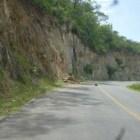 Temen por reblandecimiento de los cerros entre Chinantla y Tulcingo