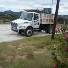 Continúa retención de camión del Ayuntamiento de Tamazulapan
