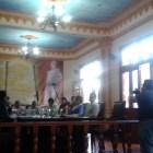 En sesión convocada para aprobar premio municipal, regidores continúan con dimes y diretes