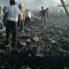 Dos huajuapeños entre las víctimas de explosión en Tultepec