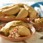 Receta del día; Empanadas de huachinango