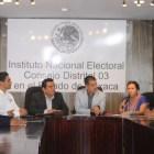 De 116 a 100 municipios conforman ahora distrito 03 de Huajuapan