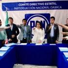 Asume Naty Díaz dirigencia estatal del PAN