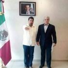 Nombran a nuevo responsable municipal en San Martín Peras
