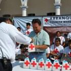 No logra la meta Cruz Roja de Acatlán en la colecta anual