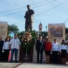 Realizan acto cívico en honor al Indio de Nuyoo