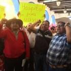 Se manifiesta Antorcha Campesina en Puebla