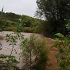 Se registra desbordamiento del Río Satán en Huajolotitlán