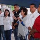Gobierno apoyará a familias que perdieron sus viviendas: Vásquez Colmenares