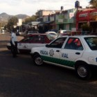 Se ejercerá la ley contra el transporte: Policía Vial