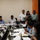 Suspenden cabildo por manifestación en contra de regidora