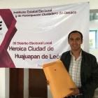 En riesgo registro de candidatura independiente de aspirante en Huajuapan