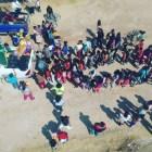 La Mejor 105.3 FM lleva sonrisas a niños en Huajuapan