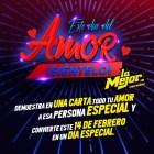 Convoca La Mejor 105.3 FM a participar en concurso para ganar cenas el 14 de febrero