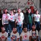 Inicia colecta Cruz Roja Mexicana en Huajuapan