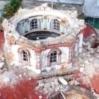 Emplaza edil de Tacache a INAH para rehabilitar iglesia dañada por sismo
