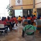 Integran brigadas comunitarias para combatir incendios forestales en la Mixteca