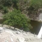 Presa de Boqueroncito de Tehuitizingo, a un 70% de su capacidad