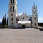 Inician trabajos de reconstrucción de la parroquia de Acatlán