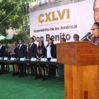 Con apego a la ley México vence los desafíos: Cruz Chávez